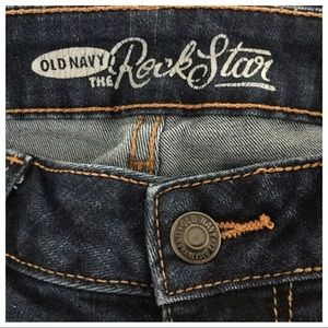 Old Navy Jeans - Old Navy Rockstar Skinny Jeans 6 Regular